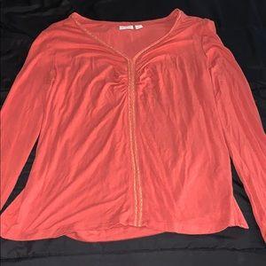 Shirt for a women
